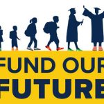 Fund Our Future logo