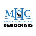 Mount Holyoke College Democrats logo