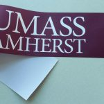 UMass Amherst ribbon